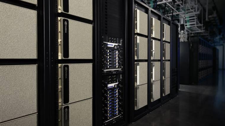 Az Nvidia több mint 100 millió dollárral száll be a brit szuperszámítógép fejlesztésébe kép