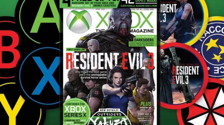 Megszűnt a 2000-es évek eleje óta futó Official Xbox Magazine bevezetőkép