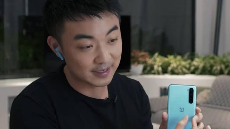 Lelépett a OnePlus egyik társalapítója kép