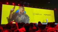 Készül a OnePlus 8T Cyberpunk 2077 Limited Edition kép