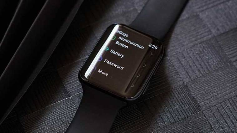 Hivatalos: jövő év elején jön a OnePlus okosóra kép