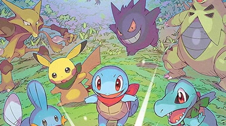 Egy Pokémon játéknak sikerült lenyomnia a Call of Duty: Modern Warfare-t bevezetőkép