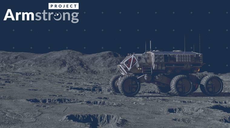 A Project Armstrong verseny izgalmas űrkalandra hív bevezetőkép