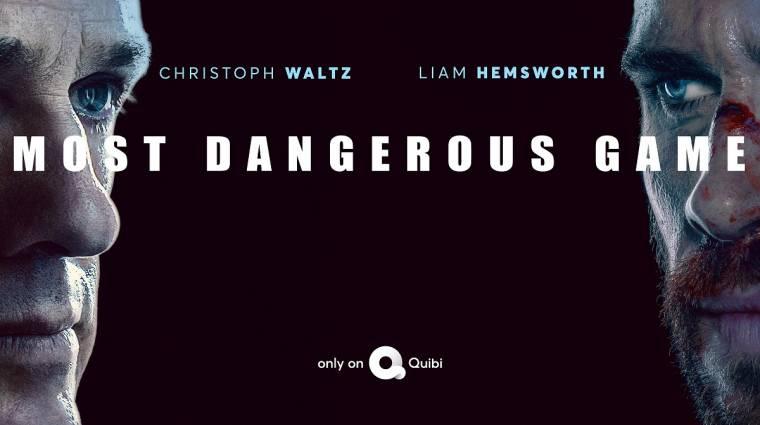 Christoph Waltz és Liam Hemsworth halálos játszmát űznek kép