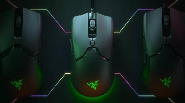 Elérhető áron jön a Razer Viper Mini egér kép
