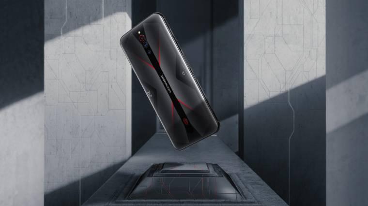 Itt az első okostelefon, amibe 144 Hz-es kijelzőt építettek kép