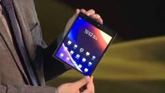 Jön az új hajtogatós mobil onnan, ahonnan a legelső is érkezett kép