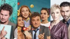 A Mellékhatás, az Apatigris és A Tanár című sorozatait is folytatja az RTL Klub kép