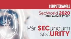 SecWorld 2020: virtuális konferencia kép