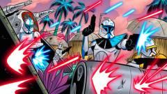 Határozatlan ideig csúszik a Star Wars: The Clone Wars képregénysorozat kép