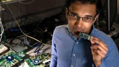Szagolni tanítja az agyat utánzó lapkáját az Intel kép