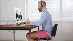 Zoom-etikett: erre figyeljünk az online meetingeken, hogy ne égjünk le kép