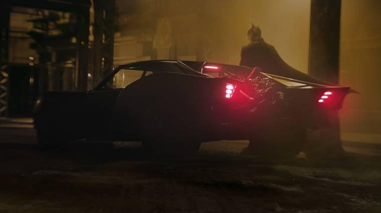 Matt Reeves megmutatta, hogy milyen lesz a címszereplő járgánya a The Batmanben kép