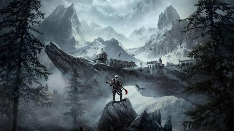 Csúszik a The Elder Scrolls Online következő DLC-je, de nem sokat bevezetőkép