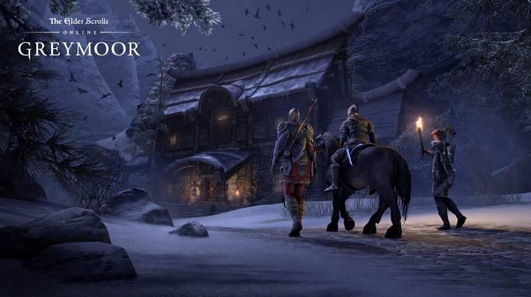 Két hétig lesz ingyenes a The Elder Scrolls Online, egy új DLC-t is végignyomhatunk bevezetőkép
