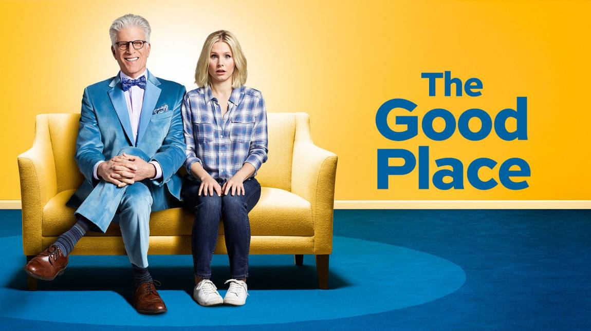 The Good Place - Sorozatkritika kép