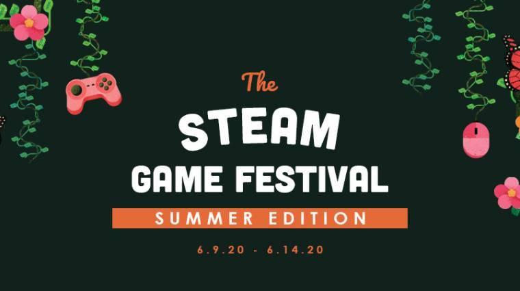 Kiderült, mikor indul a Steam nagy nyári játékfesztiválja, ahol temérdek demó vár bevezetőkép