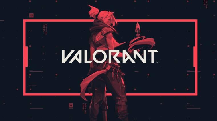 Az eddiginél is keményebben lép fel a Riot a Valorant csalói ellen bevezetőkép