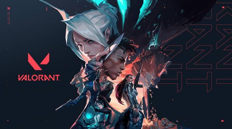 Jövőre indul a Riot Games hivatalos Valorant versenysorozata bevezetőkép