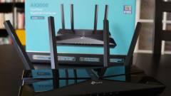 Wi-Fi 6 Intel módra: TP-Link Archer AX50 teszt kép