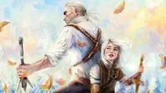 Witcher történelem 3. - ez történik a Vaják: Tündevér kötetben kép