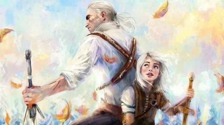 Witcher történelem 3. - ez történik a Vaják: Tündevér kötetben bevezetőkép