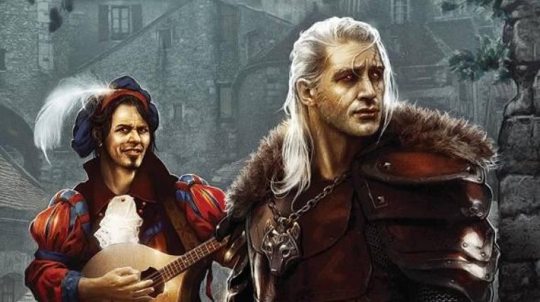 Witcher történelem 8. - ez történik a Vaják: Viharidő kötetben bevezetőkép