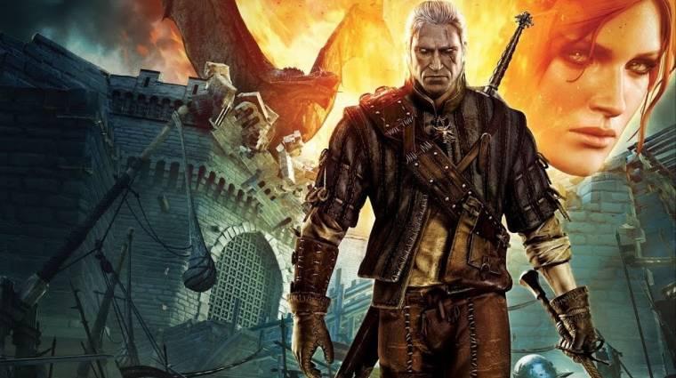Witcher történelem 10. - ez történik a The Witcher 2: Assassins of Kings játékban bevezetőkép