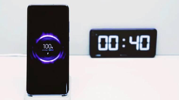 Vezetékes gyorstöltőket is leköröz a Xiaomi drót nélküli töltője kép