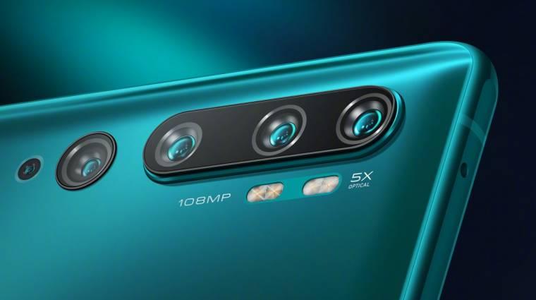 Elképesztő zoomkamerát kaphat a Xiaomi következő okostelefonja kép