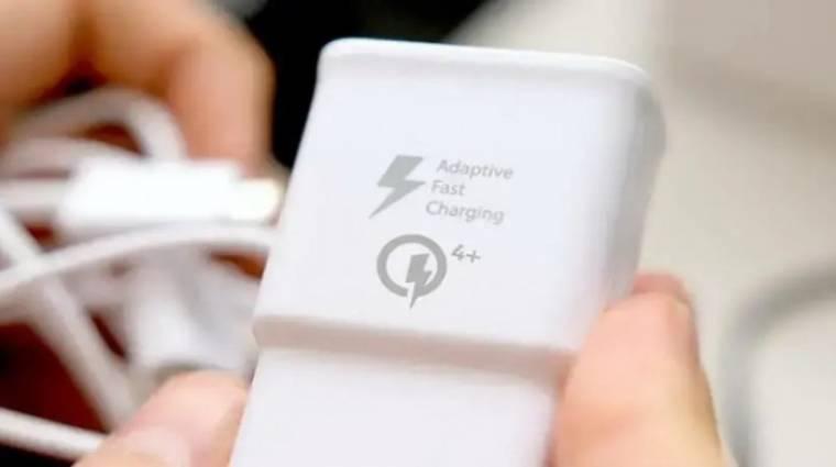 Jön a Xiaomi 100 wattos gyorstöltője kép