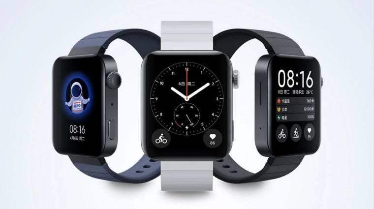 Közeledik a Xiaomi Mi Watch Lite okosóra kép