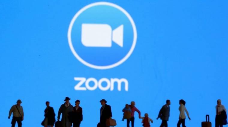 Hazudott a Zoom, nincs is annyi felhasználója kép
