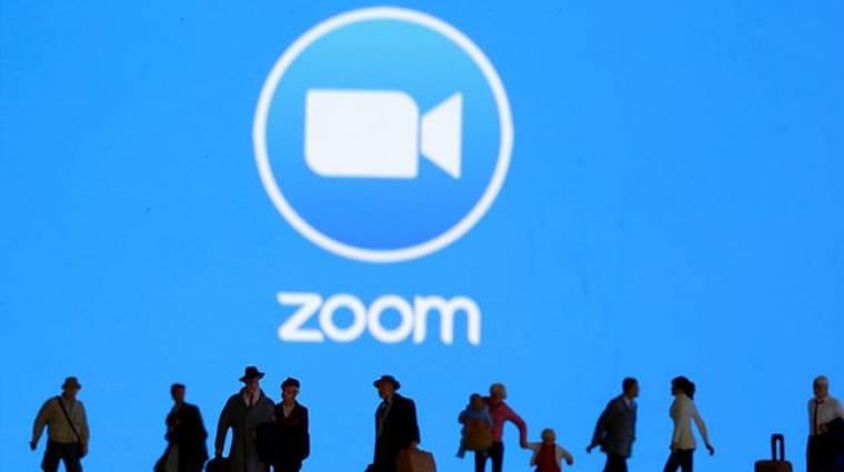 Minden felhasználónak ad végpontok közötti titkosítást a Zoom kép