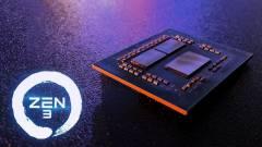 Csak jövőre jöhetnek az AMD Zen 3 processzorok? kép