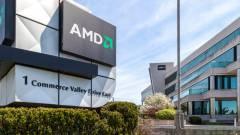 Az Intel gondjai miatt szárnyal a tőzsdén az AMD kép