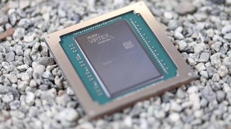 Félhet az Intel és az Nvidia, hatalmas bevásárlást tartott az AMD kép
