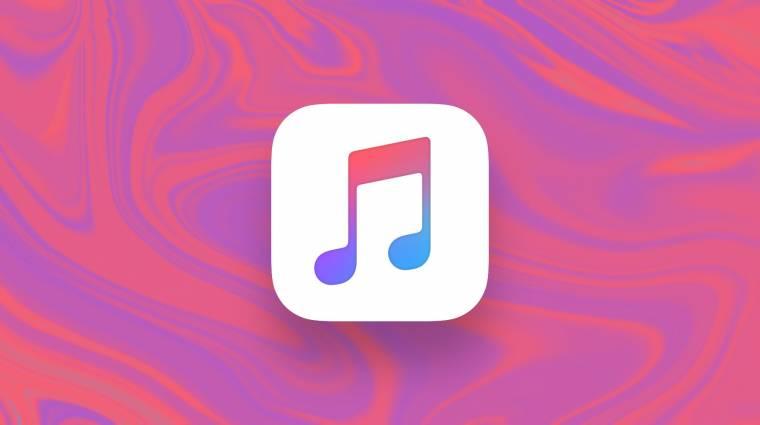 Ennyit fizet az Apple az Apple Music-os lejátszások után a zenészeknek kép