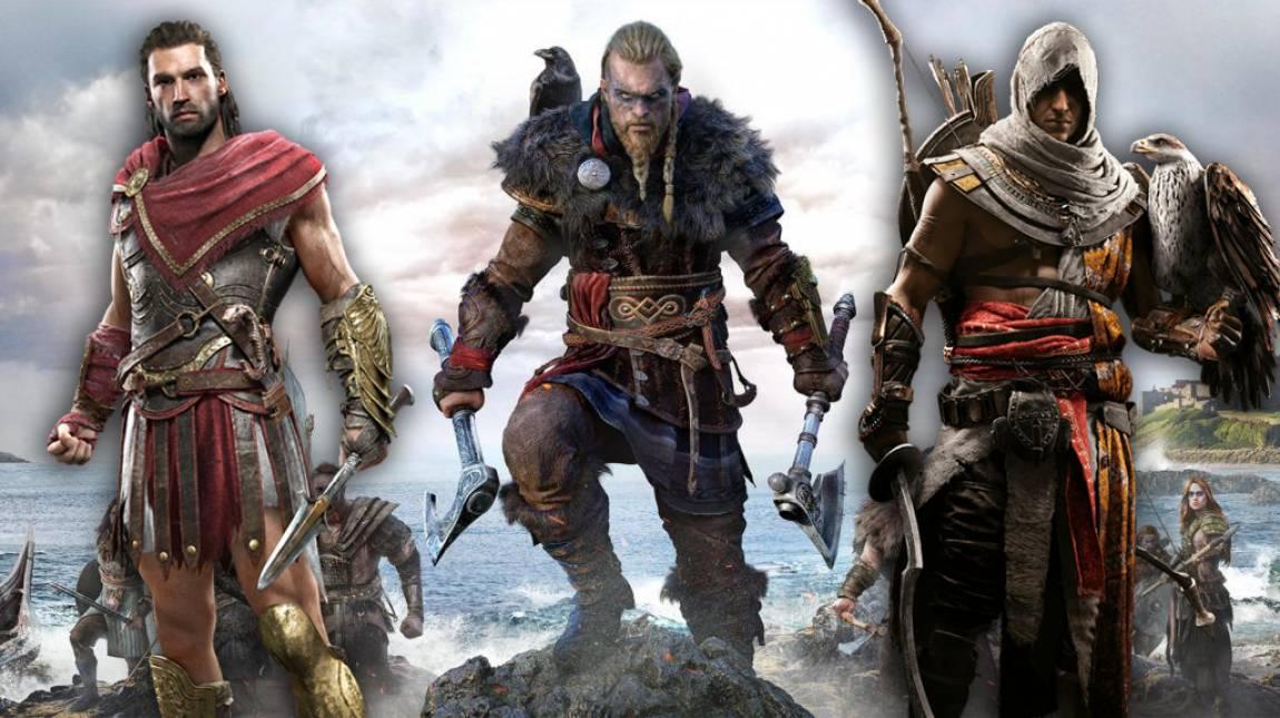 Az Uj Assassin S Creed Jatekoknak Mar Tenyleg Semmi Kozuk A