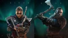 Ilyen könnyen változtathatjuk meg az Assassin's Creed Valhalla főhősének a nemét kép