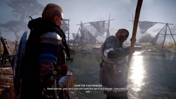 Az Assassin's Creed Valhalla így ötvözi a történelmet a mitológiával kép