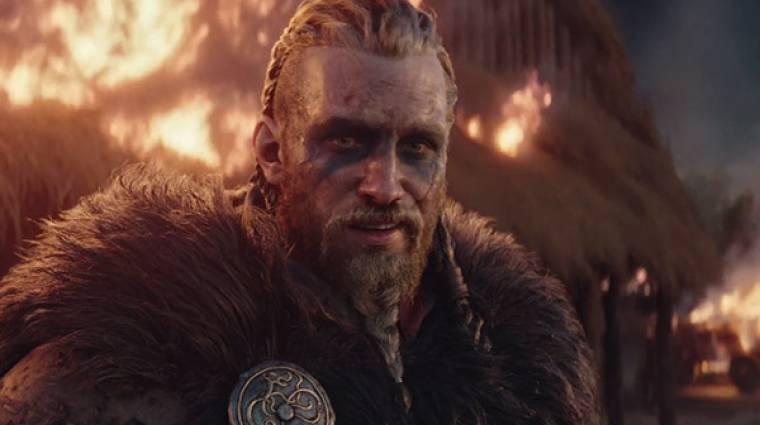 Új tévéreklámban fosztogatnak az Assassin's Creed Valhalla vikingjei bevezetőkép