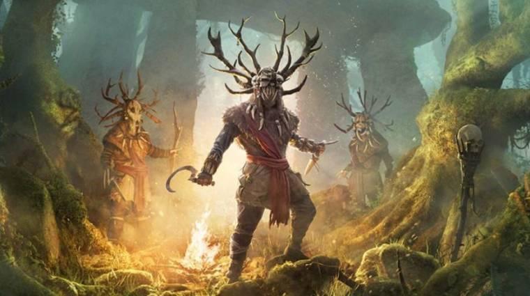 Csúszik az Assassin's Creed Valhalla druidás DLC-je bevezetőkép