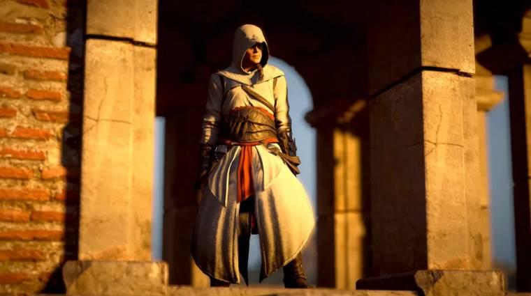 Ingyen bújhatunk az egyik legnépszerűbb Assassin's Creed főhős bőrébe bevezetőkép