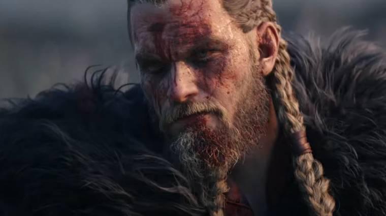 Bámulatos az Assassin's Creed Valhalla trailer bevezetőkép