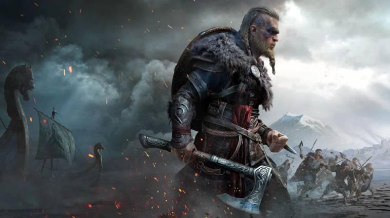 Minden, amit az Assassin's Creed Valhalla kapcsán tudnod kell bevezetőkép