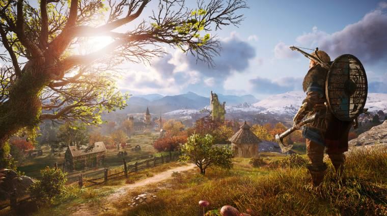Ilyen lesz az Assassin's Creed Valhalla világában az otthonunk bevezetőkép