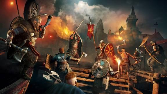 Fél órányi Assassin's Creed Valhalla játékmenet érkezett, rengeteg újdonságot láthattunk kép