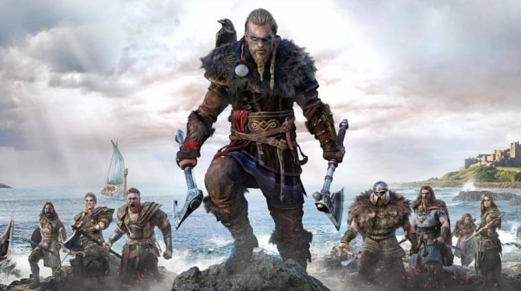 Távozott az Assassin's Creed Valhalla kreatív vezetője bevezetőkép