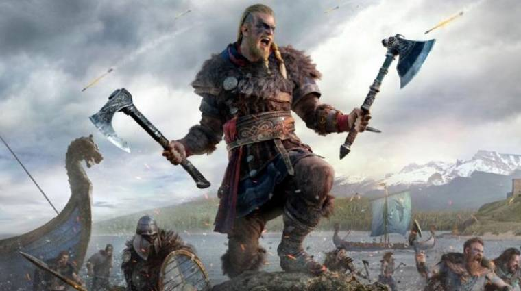 Az Assassin's Creed Valhalla világa mégis nagyobb lesz, mint az Odyssey-é bevezetőkép